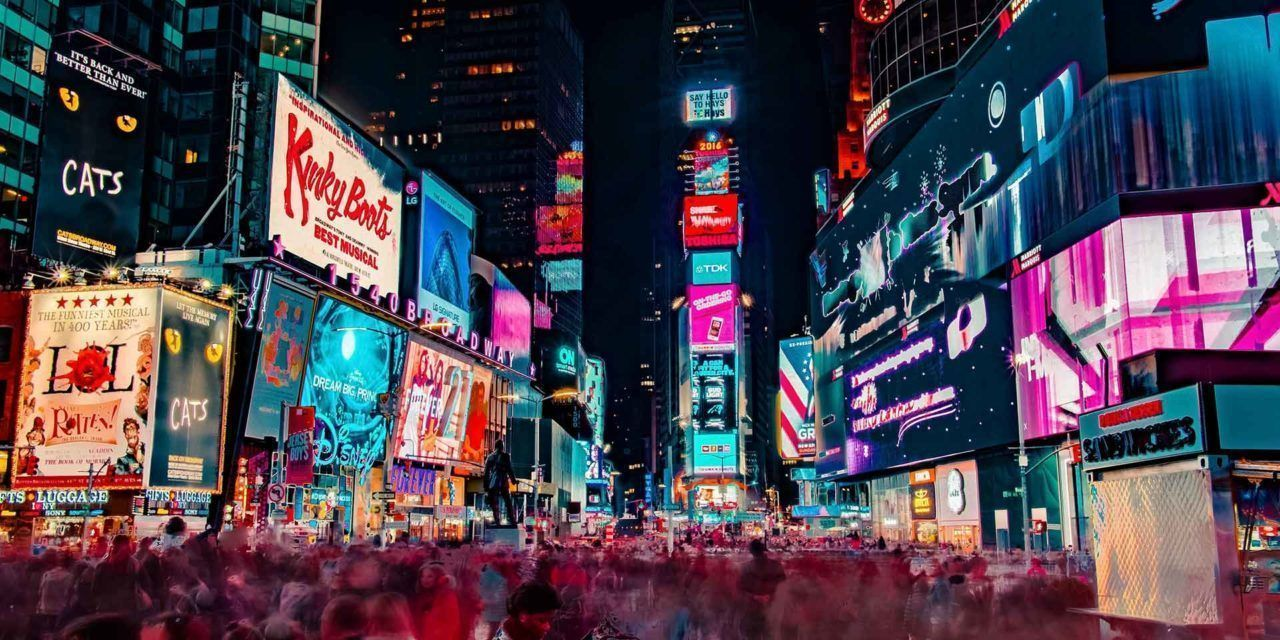 Photo Series: Cityscapes Full of Wonder