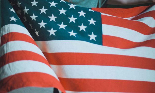 Poll: Both Parties Still Agree This Flag of Nation, But Barely